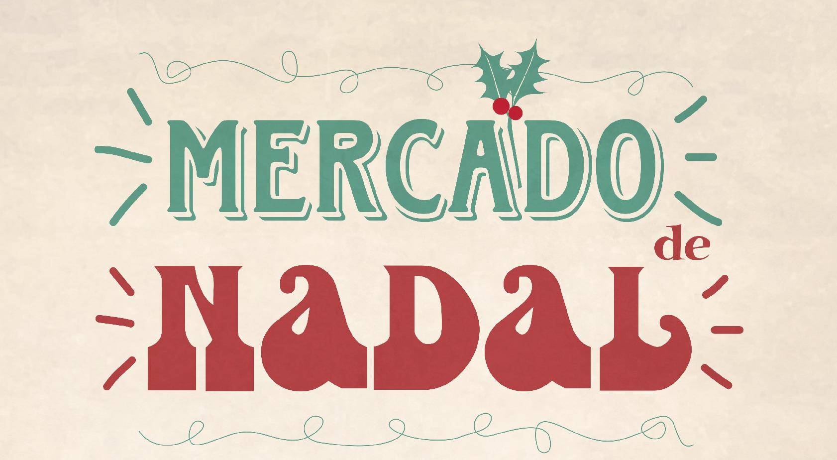 Arranca este sábado o Mercado de Nadal, que contará con 79 expositores