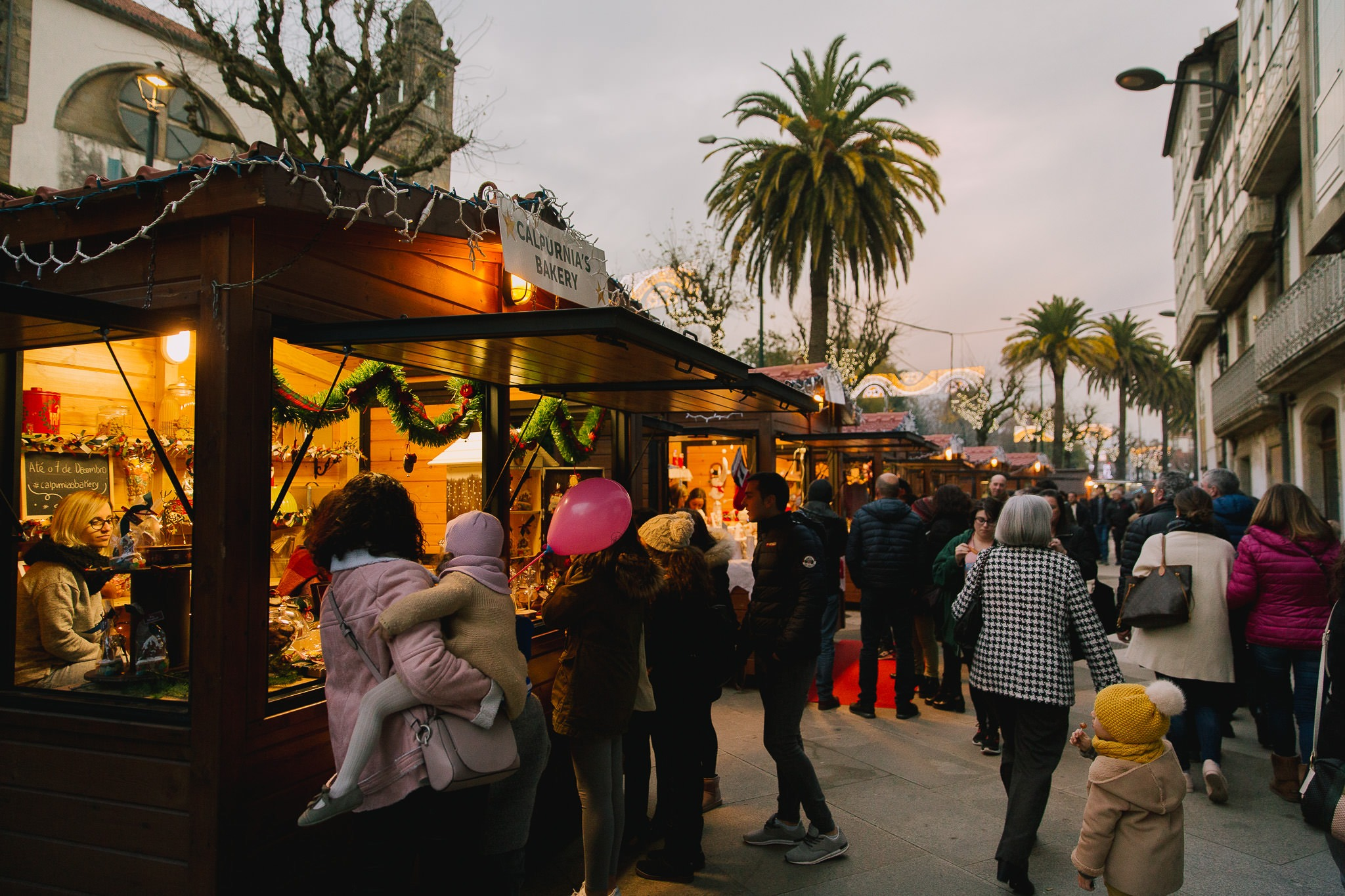 Aberto ata o 5 de novembro o prazo de solicitude de participación nos postos de venda do Mercado de Nadal