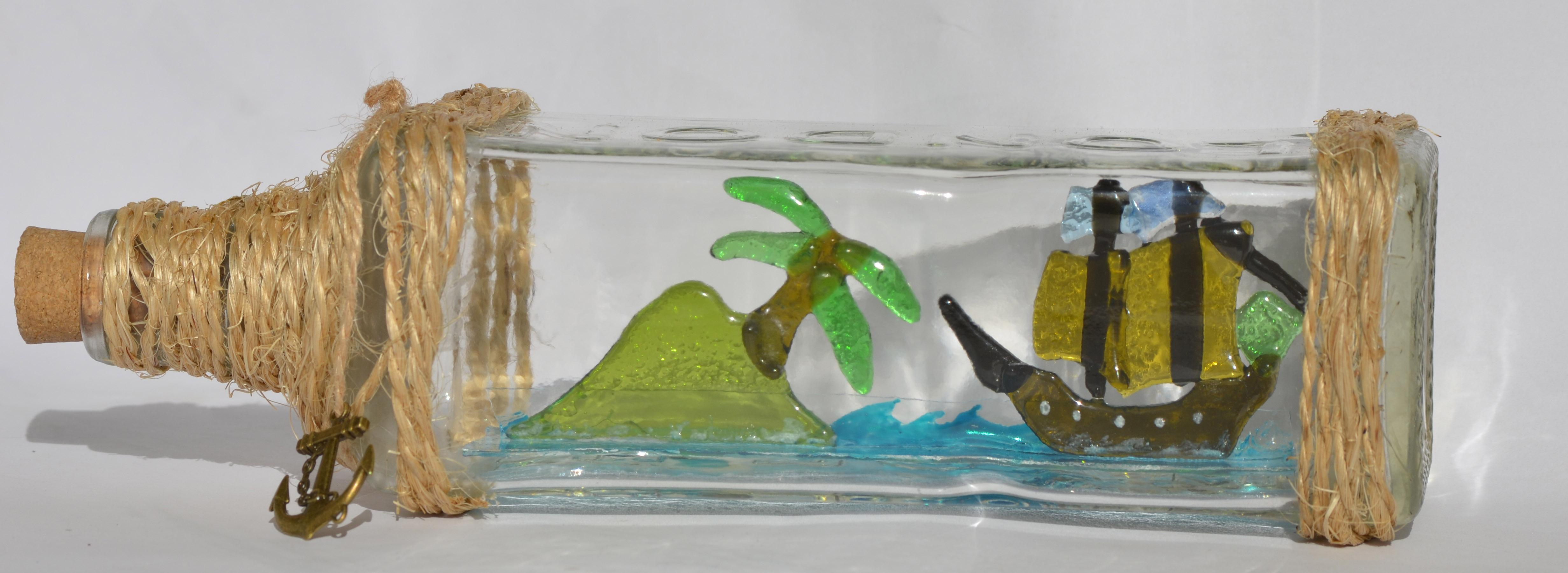 Tejeluz, arte en vidrio