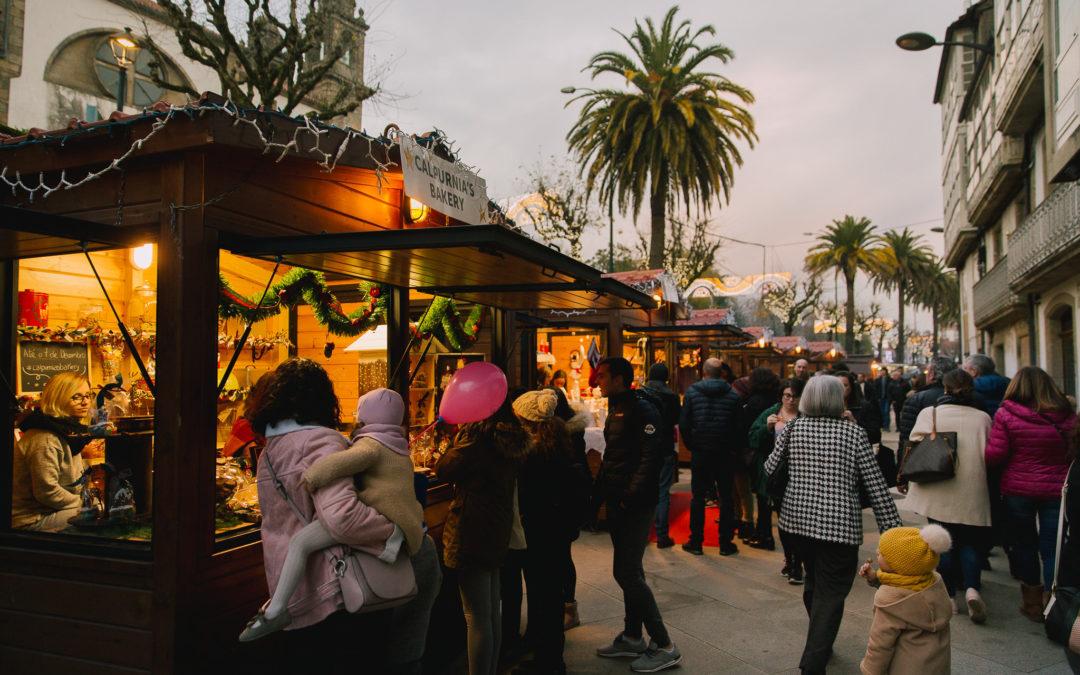 Aberto ata o 8 de novembro o prazo de solicitude de participación nos postos de venda do Mercado de Nadal